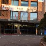 韓国 ハミルトンホテルのサウナ 2018年8月16日追記あり